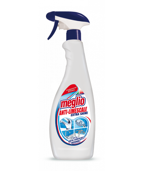 Meglio Anti-Limescale 750ml SPRAY