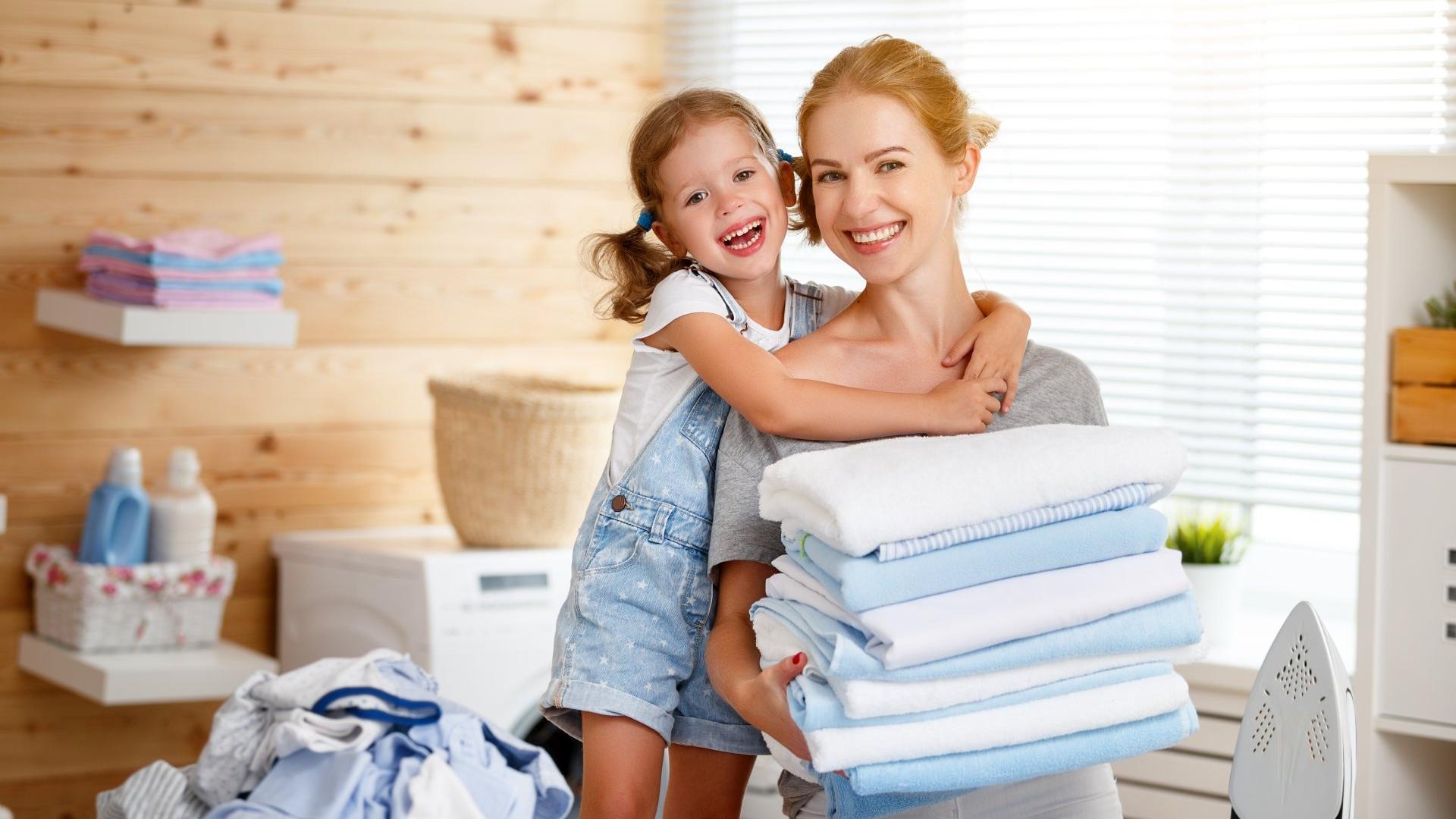4 triki, dzięki którym Twoje pranie będzie skuteczniejsze
